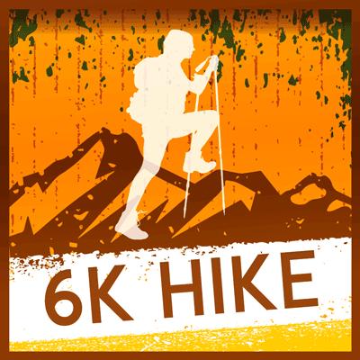 6K Hike Registration