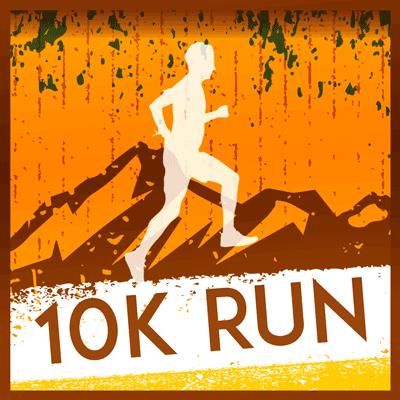 10K Trail Run registration