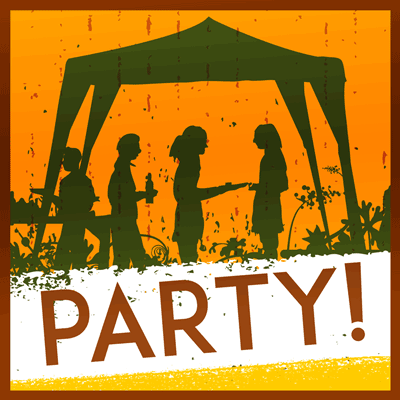 Trail Mixer Party Only Registration